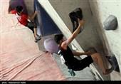 تیم ملی سنگنوردی در انتظار نظر شورای برون مرزی وزارت ورزش