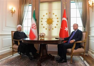 روحانی یلتقی أردوغان فی أنقرة