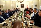 روحانی:همکاری ایران و ترکیه در تامین امنیت منطقه گسترشمییابد