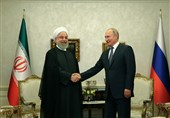 President Rouhani: Iran-Russia Ties Serve Regional Interests