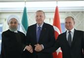 بیانیه مشترک ایران، روسیه و ترکیه؛ هیچ اقدامی نباید تمامیت ارضی سوریه را تضعیف کند