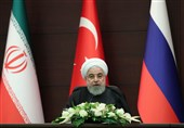 Iran's President: US Forces Must Leave Syria