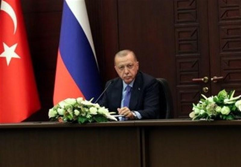 اردوغان: موانع تشکیل کمیته قانون اساسی سوریه را رفع کردیم