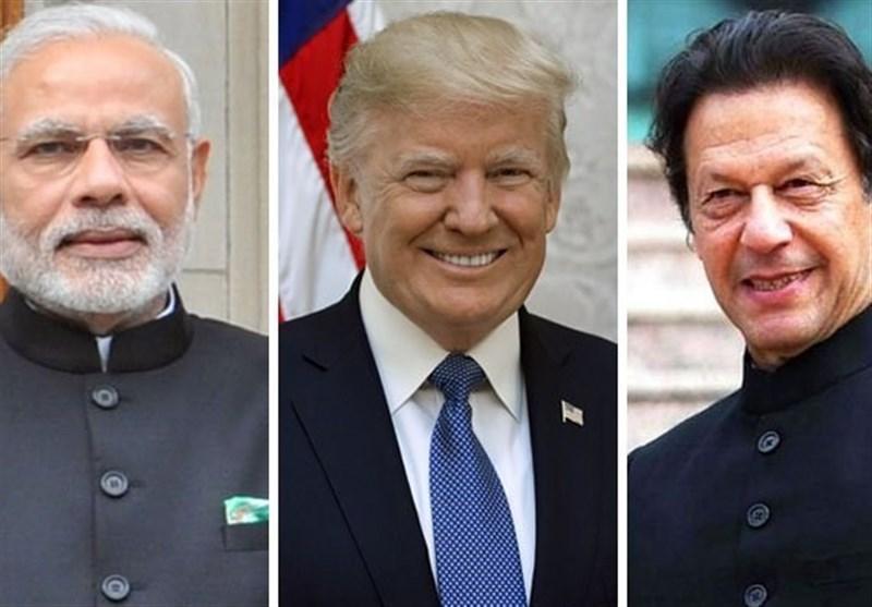 ترامپ: با نخست وزیران هند و پاکستان ملاقات خواهم داشت