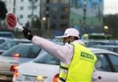پایان اعمال تمام محدودیتهای ترافیکی در شهر مهران اعلام شد