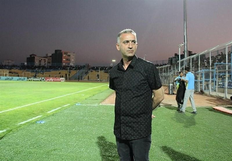 کمالوند: شرایط استقلال خوب است اما به بازیکنانم ایمان دارم