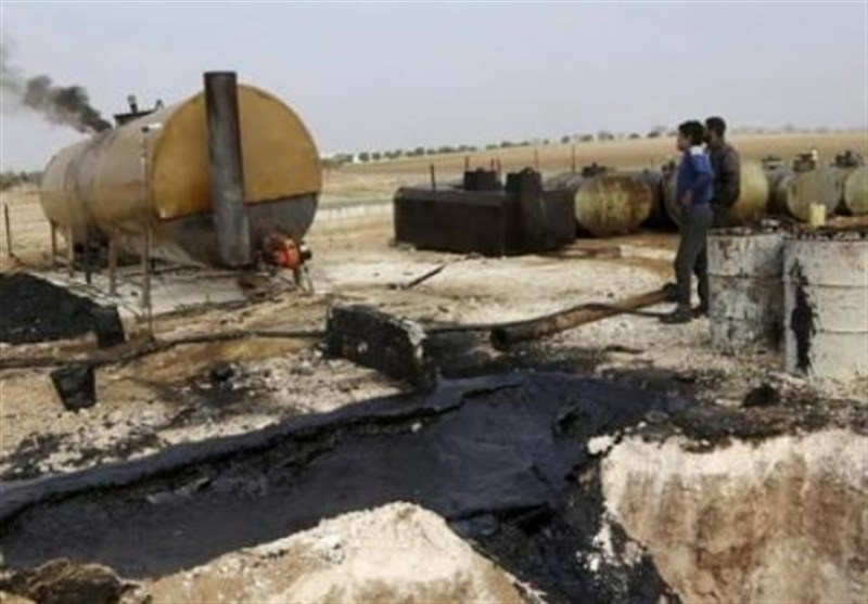 روشهای جدید آمریکا برای قاچاق نفت سوریه