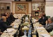 دیدار وزیر دفاع با مسئولان کانونهای بازنشستگی نیروهای مسلح