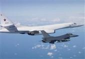 نزدیک شدن جنگندههای 5 کشور ناتو به هواپیماهای روسیه در دریای بالتیک