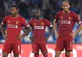 ثبت رکوردهای تلخ برای لیورپول و چلسی در آغاز فصل جدید لیگ قهرمانان اروپا