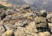 ادامه عملیات زمینی و هوایی ترکیه در شمال عراق/ کشته شدن 5 عضو پ ک ک