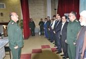 فرمانده جدید سپاه ناحیه اسکو معرفی شد