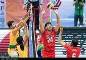 Iran to Face Chinese Taipei at Asian Volleyball C'ship Quarters
