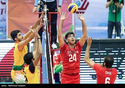 Iran to Face Chinese Taipei at Asian Volleyball C'ship Quarters - Sports news