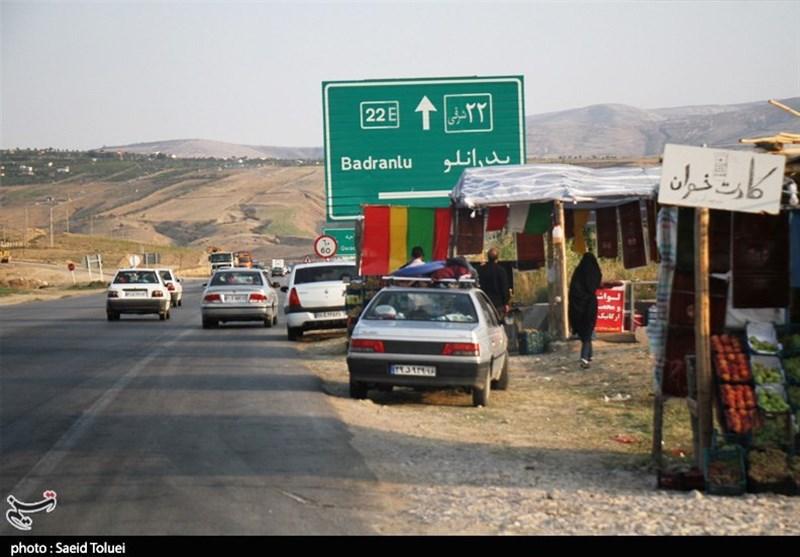 فروشگاههای «مــرگ» در خطرناکترین محور خراسان شمالی+تصاویر