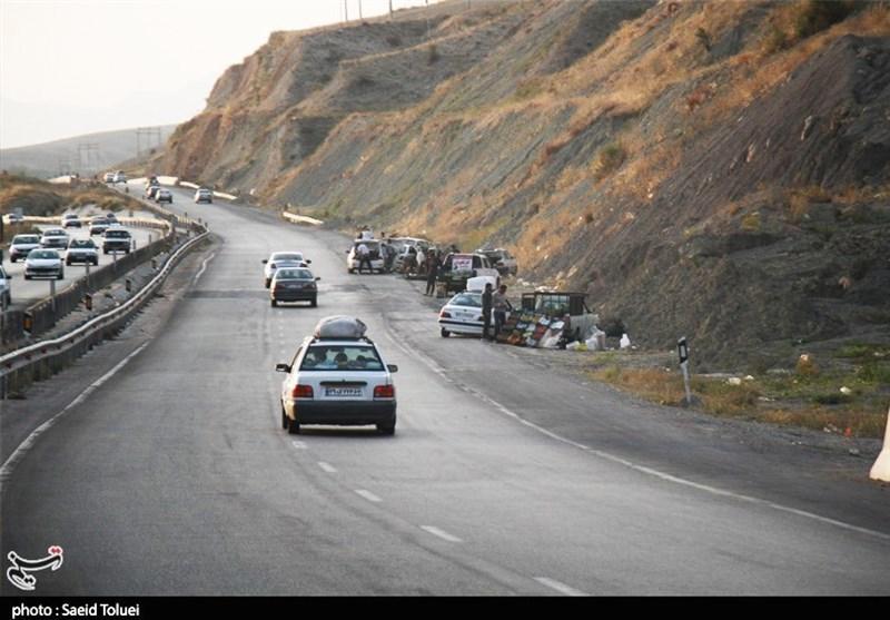 کاهش 15 درصدی تردد جادهای در شهریور ماه
