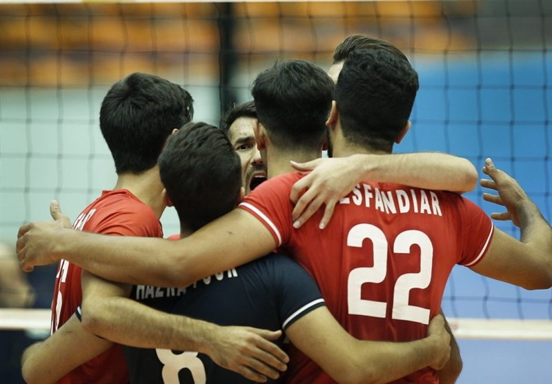 والیبال قهرمانی آسیا| صعود ایران به فینال در بازی جنجالی