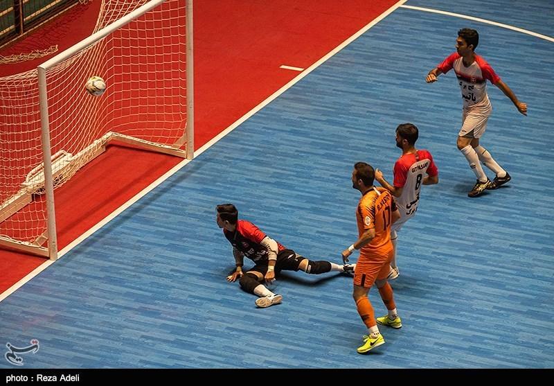 لیگ برتر فوتسال| دوازدهمین برد مس سونگون صدرنشین در روز پیروزی پرگل سنایچ ساوه