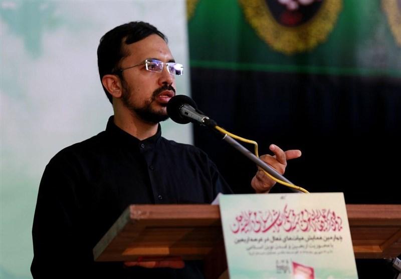 اجتماع فرمانده گردانهای فرهنگی برای خدمترسانی به زائران حسینی