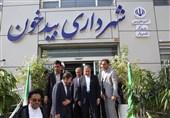 زیرساختهای عمرانی شهری در استان بوشهر افزایش یافته است