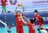 استارت حریف تیم ملی والیبال ایران برای المپیک