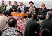 اصفهان| ایستادگی در برابر دشمن، ما را به اهلبیت(ع) نزدیک میکند