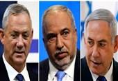 رژیم اسرائیل| شادمانی تلآویو از پیروزی حزب «جانسون»/ گانتس: به طور مشروط با عفو نتانیاهو موافقت میکنیم