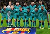 طرح پیراهن فصل آینده بارسلونا لو رفت + عکس