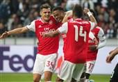 لیگ برتر انگلیس| آرسنال از شکست مقابل استونویلا پیروزی ساخت