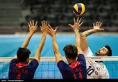 Iran Qualifies for Asian Volleyball Championship Final