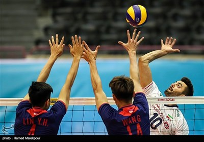 Iran Qualifies for Asian Volleyball Championship Final - Sports news