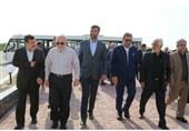 حضور سرزده وزیر نفت در بندرعباس