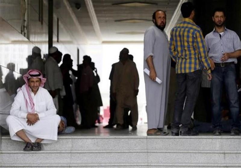 موج خروج کارگران خارجی از عربستان سعودی