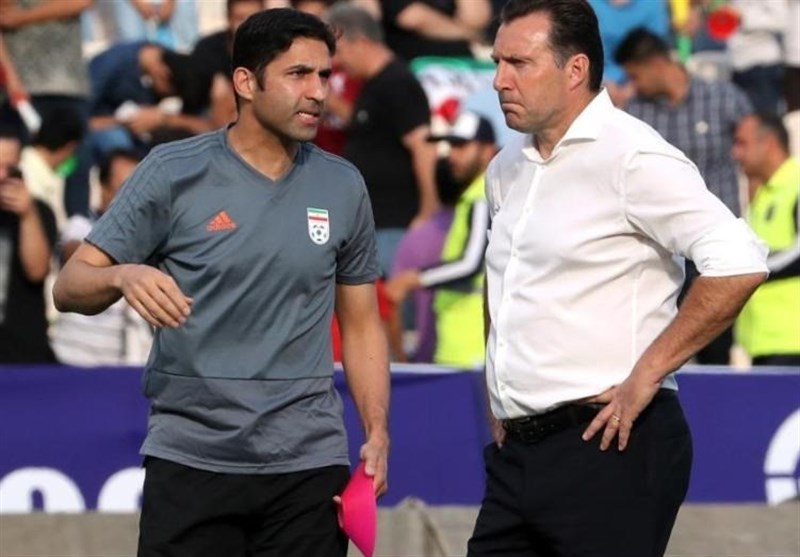 هاشمیان: هدفم کمک به تیم ملی برای صعود به جام جهانی 2022 قطر است