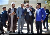 سفر وزیر کار رفاه و تعاون اجتماعی به کرمانشاه