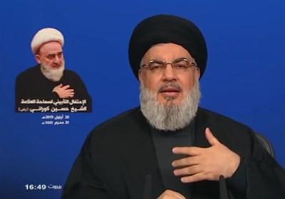 السید نصر الله: نرفض أی قواعد اشتباک جدیدة.. من حقنا الاستمرار بالتصدی للطائرات المسیرة