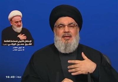 سید حسن نصرالله : محور مقاومت بسیار قدرتمند است/عربستان و امارات به جای تکیه بر دولت شکست خورده ترامپ جنگ را متوقف کنند