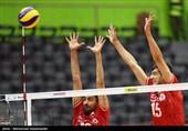 والیبال قهرمانی آسیا - ایران و کره جنوبی