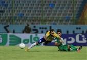لیگ برتر فوتبال| تقسیم امتیاز صنعت نفت و ذوبآهن در آبادان