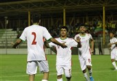 Iran Defeats Palestine at 2020 AFC U-16 Championship Qualifiers