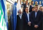 ترمینال بار هوایی فرودگاه اصفهان با حضور وزیر راه افتتاح شد