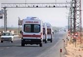 آخرین وضعیت مصدومان اعزامى از کشور عراق به پایانه هاى مرزى اعلام شد