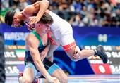 Iranian Wrestler Yazdani Misses Individual World Cup