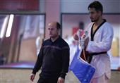 پزشک تیم ملی تکواندو: خدا را شکر پای مردانی دچار شکستگی نشده است/ تلاش میکنیم او را به گرندپری بلغارستان برسانیم