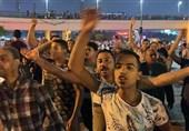 مردم مصر شعار «سیسی برو» سر دادند/ بازداشت معترضین