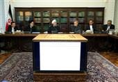جلسه شورای عالی هماهنگی اقتصادی برگزار شد+ تصاویر