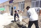 خراسان رضوی| مدارسی که «جهادی» به استقبال مهر میروند