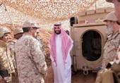 عربستان|جزئیات حرکت نمایشی بنسلمان/ خشم نظامیان سعودی از ولیعهد