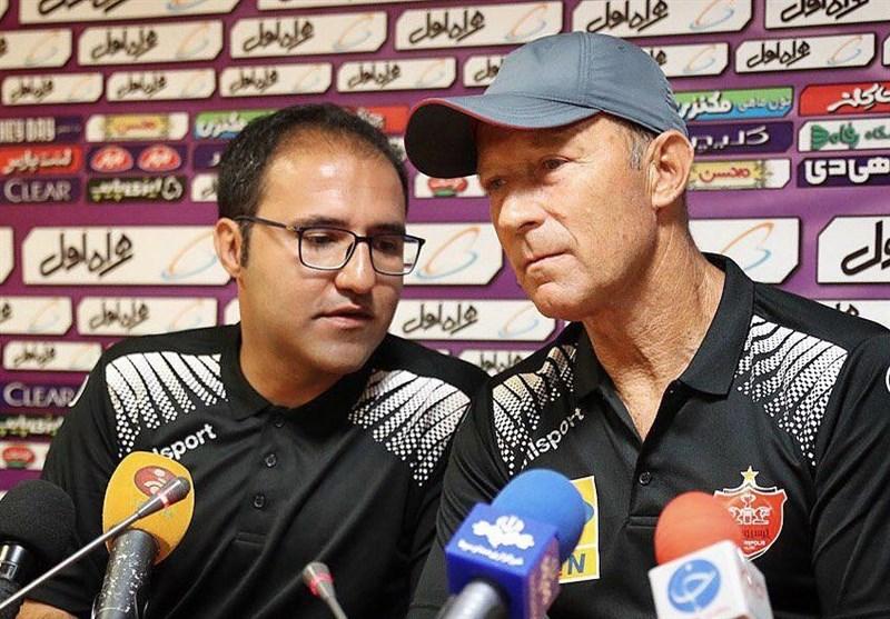 کالدرون: از پیروزیمان خوشحالم از بازی تیمم نه/ مسئولیت تصمیم برای بازی دادن به جونیور را میپذیرم