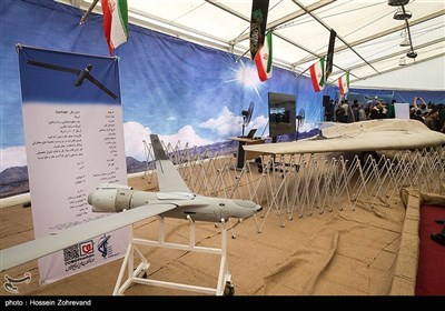 IRGC Navy Gets New Combat, VTOL Drones